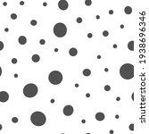 irregular polka dots seamless... | Shutterstock .eps vector #1938696346
