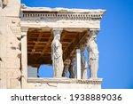 Beautiful Statues Of Caryatid...