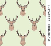 vector seamless pattern with... | Shutterstock .eps vector #193891544