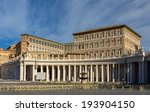 View Of Apostolic Palace From...