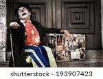 Street Artist Clown   Curitiba...