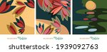 in love with nature. floral... | Shutterstock .eps vector #1939092763