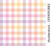 gingham pattern gradient in... | Shutterstock .eps vector #1939092883