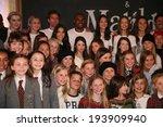 new york  ny   may 19  cast of... | Shutterstock . vector #193909940