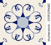 illustrated ceramic hydraulic... | Shutterstock .eps vector #1939109680