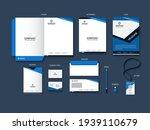 corporate identity branding... | Shutterstock .eps vector #1939110679
