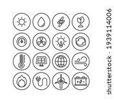 power and energy flat vector...   Shutterstock .eps vector #1939114006