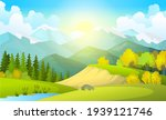illustration of beautiful...   Shutterstock . vector #1939121746