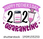 happy mother's day 2021... | Shutterstock .eps vector #1939155253