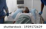 Unconscious African Patient...