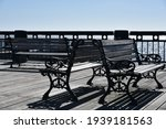 Outdoor Benches Near Seating...