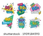 collection of colorful back to...   Shutterstock .eps vector #1939184593
