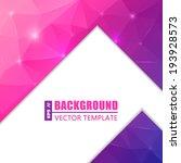 abstract creative concept... | Shutterstock .eps vector #193928573