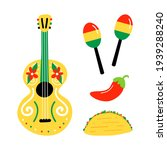 set  collection of traditional...   Shutterstock .eps vector #1939288240