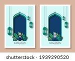 set of two vector flat...   Shutterstock .eps vector #1939290520