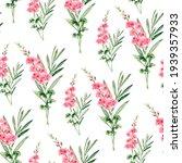 seamless pattern of delicate...   Shutterstock . vector #1939357933
