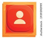 avatar interface button icon....