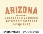 retro classic lettering ...   Shutterstock .eps vector #1939411909