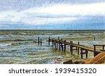 Chesapeake Bay Fishing Pier And ...