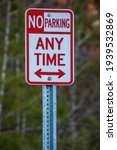 United States No Parking Any...