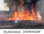 Burning Flames  Open Burning Of ...