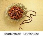 Islamic Rosary And Ornate Bowl...