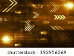 abstract arrows | Shutterstock . vector #193956269