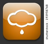 weather forecast icon | Shutterstock .eps vector #193958768