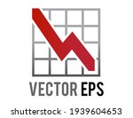 the vector red business... | Shutterstock .eps vector #1939604653