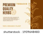 premium quality herbs abstract...   Shutterstock .eps vector #1939648483
