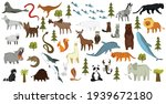 collection of cute vector... | Shutterstock .eps vector #1939672180