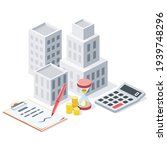 investments in real estate ...   Shutterstock .eps vector #1939748296