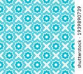 modern tangled lattice pattern... | Shutterstock .eps vector #1939890739