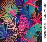 nature seamless pattern. hand...   Shutterstock . vector #1939891780