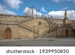 Stone Staircase From Kampa To...