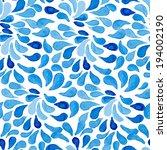 Vector Seamless Pattern. Flora...
