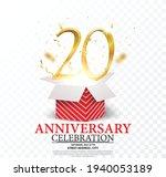 10th anniversary celebration....   Shutterstock .eps vector #1940053189
