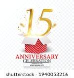 10th anniversary celebration....   Shutterstock .eps vector #1940053216