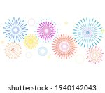 vector illustration of... | Shutterstock .eps vector #1940142043