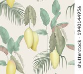 fruit seamless pattern ... | Shutterstock .eps vector #1940144956