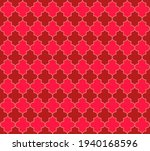 iranian mubarak mosaic. 1001... | Shutterstock .eps vector #1940168596