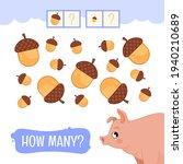 counting educational children... | Shutterstock .eps vector #1940210689