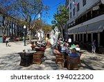 funchal   april 26  2014 ... | Shutterstock . vector #194022200