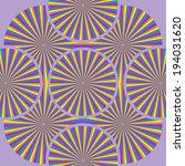 jitter wheels | Shutterstock .eps vector #194031620