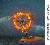 God In The Burning Bush Digita...