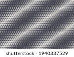 triangular halftone texture...   Shutterstock .eps vector #1940337529