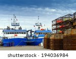 many apparatus for crab fishing | Shutterstock . vector #194036984