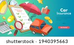 3d vector conceptual... | Shutterstock .eps vector #1940395663