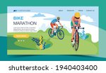launching the landing page...   Shutterstock .eps vector #1940403400