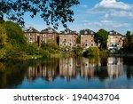 Row Of Houses Near To Hampstea...